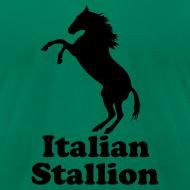 Design ~ Italian Stallion AA T, Orange