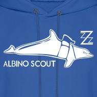 Design ~ hug a dolphin in this classic quality hoodie