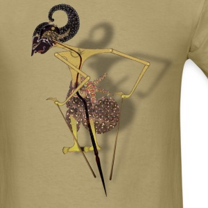 Wayang T-Shirt - Cream - Men's T-Shirt