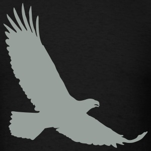 Black eagle T-Shirts - Men's T-Shirt