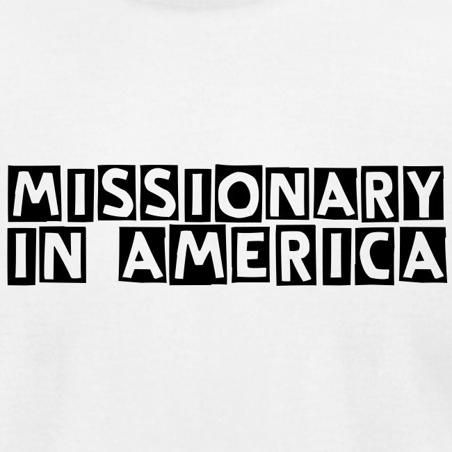 Missionary In America