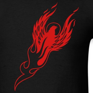Phoenix Firebird Reborn 1c - Men's T-Shirt