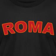 Design ~ ROMA T, Black