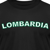 Design ~ LOMBARDIA Region T, Black