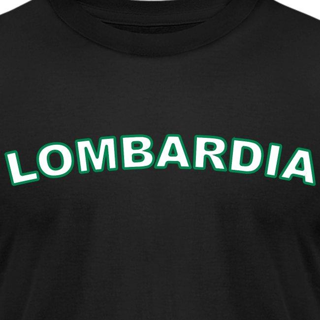 LOMBARDIA Region T, Black