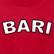 Design ~ Bari Region T, Red