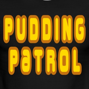Chocolate/tan Pudding Patrol T-Shirts - Men's Ringer T-Shirt