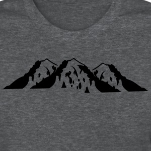 mountain - Women's T-Shirt