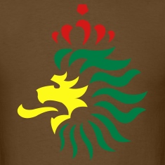 Reggae Lion King Crown 3c