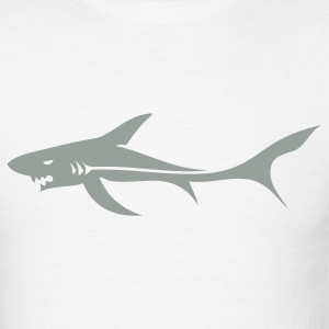 Shark Tribal Dart 1c - Men's T-Shirt