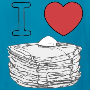 I love Pancakes - Kids' T-Shirt