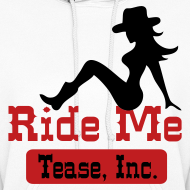 Design ~ Ride Me - Cowgirl: Women's Pullover
