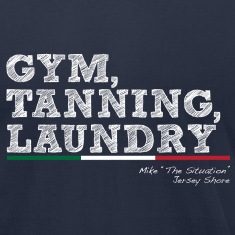 Gym, Tanning, Laundry