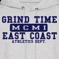 Design ~ MCMI X GRIND TIME ATHLETICS HOODIE