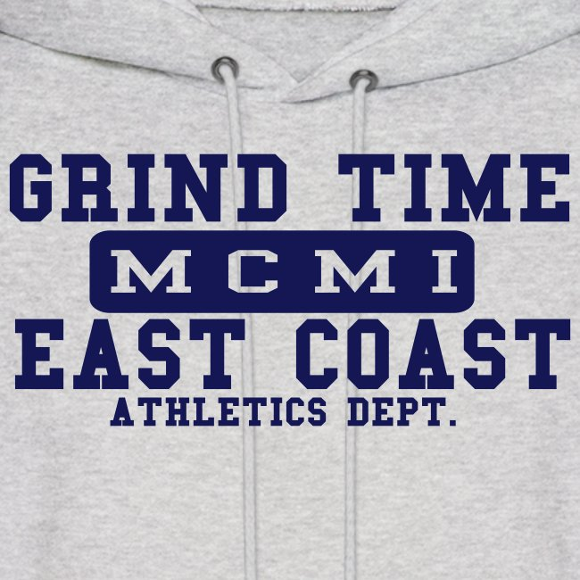 MCMI X GRIND TIME ATHLETICS HOODIE