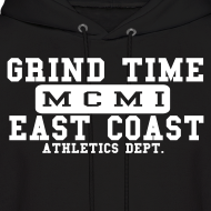 Design ~ MCMI X GRIND TIME ATHLETICS HOODIE DARK