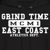 Design ~ MCMI X GRIND TIME ATHLETICS HOODIE DARK