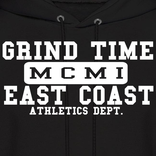 MCMI X GRIND TIME ATHLETICS HOODIE DARK
