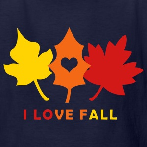 I LOVE FALL - Kids' T-Shirt