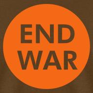 Design ~ End War Mens T-Shirts