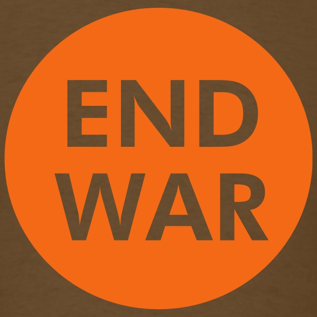 End War Mens T-Shirts