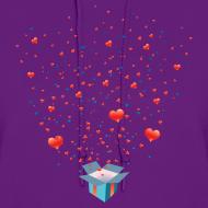 Design ~ Valentines day hoodie