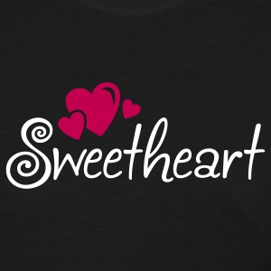 Black Sweetheart Women's T-Shirts - Women's T-Shirt