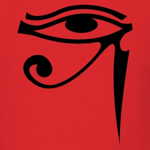 Eye of Horus 1c - Men's T-Shirt