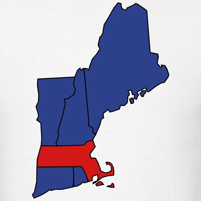 The Texas of New England (standard weight)