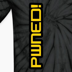 Spider black Pwned! T-Shirts