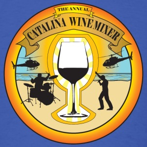 Catalina Wine Mixer T-Shirts - Men's T-Shirt