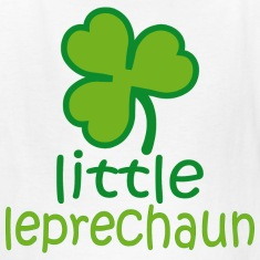 Little Leprechaun Kids Tee