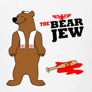 The Bear Jew - Men's T-Shirt