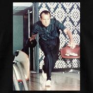 Design ~ Nixon Bowling Black T-Shirt