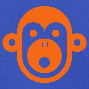 orange monkey - Women's T-Shirt