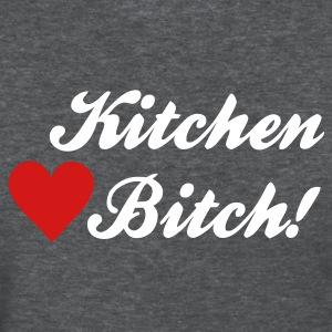 Deep heather kitchen bitch Women's T-Shirts - Women's T-Shirt