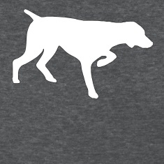 Deep heather GERMAN SHORTHAIRED POINTER Women's T-Shirts