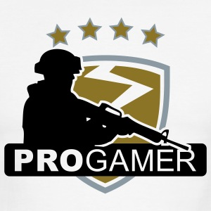 progamer - Men's Ringer T-Shirt