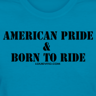 Design ~ Men American Pride Tee