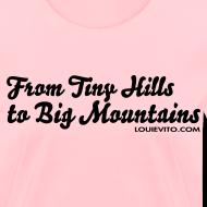 Design ~ Women Hills to Mountains