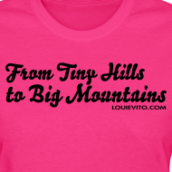 Design ~ Women Hills to Mountains