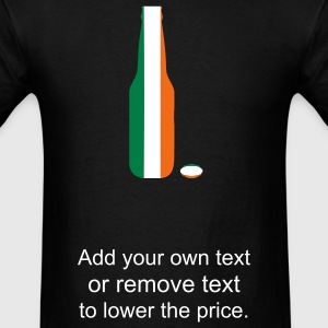Irish Beer. - Men's T-Shirt
