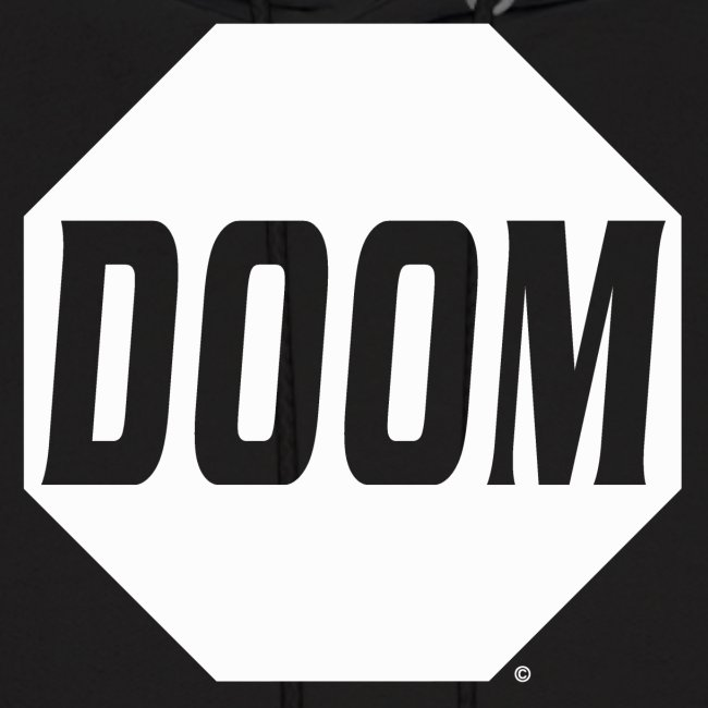 Octagon of Doom Hoodie