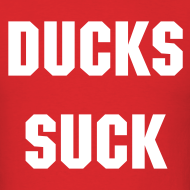 Design ~ Ducks Sucks - Men's