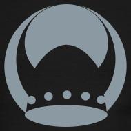 Design ~ Valhalla Black/Silver Ringer T-Shirt