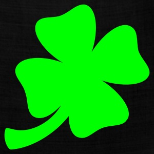 Black four leaved clover (1c) Other - Bandana