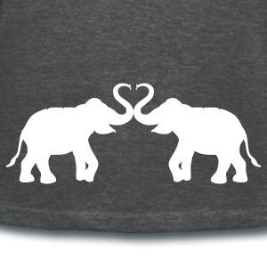 elephant love - Women's T-Shirt