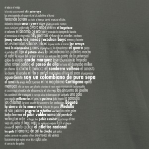 Colombiano De Pura Sepa - Men - Men's T-Shirt by American Apparel