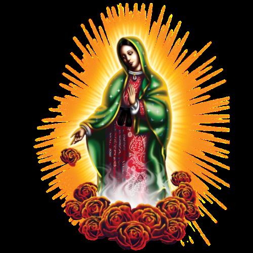 Virgin de Guadalupe JJamArt