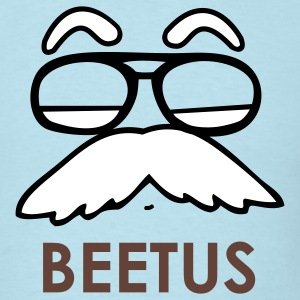 Sky blue Beetus! T-Shirts - Men's T-Shirt